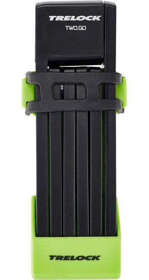 Trelock FS 200/75 TWO.GO Faltschloss 75 cm grün